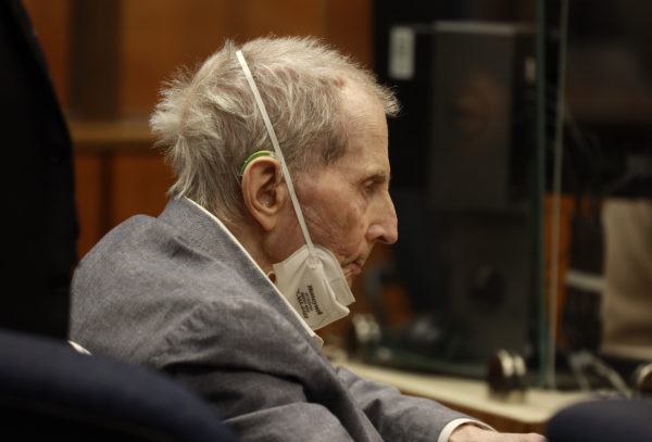 Robert Durst Tests Positive for COVID-19, on Ventilator – NBC Los Angeles