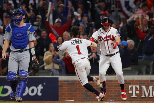 Braves Walk-Off Against Dodgers 3-2 to Take Game One of NLCS – NBC Los Angeles