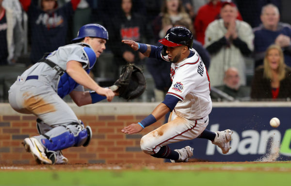 Braves Walk-Off Again, Beat Dodgers 5-4 in Game 2 to Take 2-0 Lead in NLCS – NBC Los Angeles