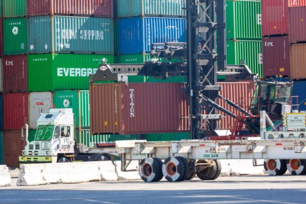 LA Port cargo breaks record – again – in September as authorities scramble to end mammoth backups – Daily News