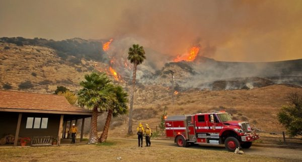 Evacuations Lifted in Alisal Fire – NBC Los Angeles