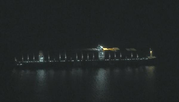 Coast Guard, NTSB Investigators Board Container Ship In Long Beach – NBC Los Angeles